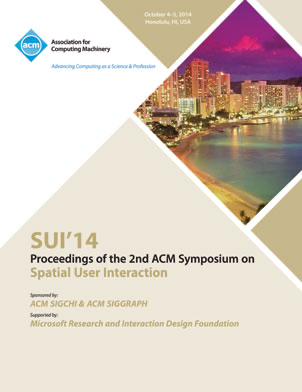 2nd Symposium on Spatial User Interaction 2014